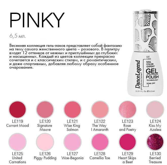 Коллекция PINKY
