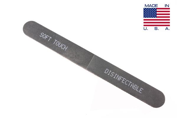 Soft Touch Пилка для ногтей черная  коллекция