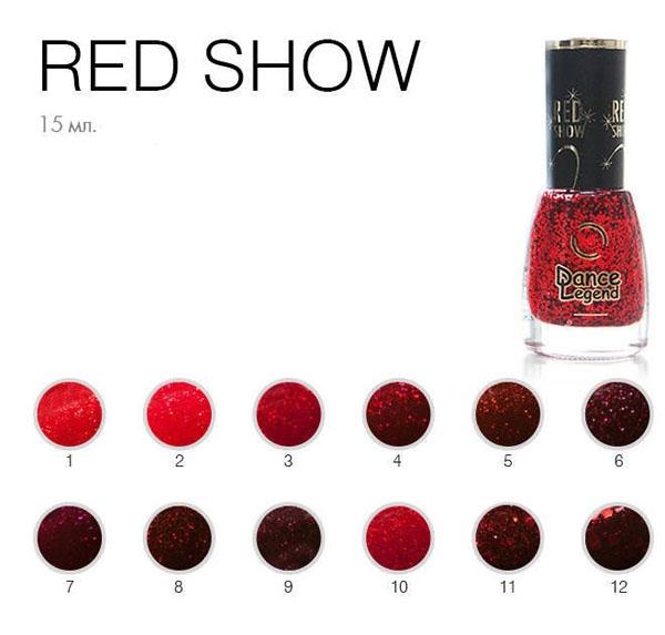 Коллекция RED SHOW