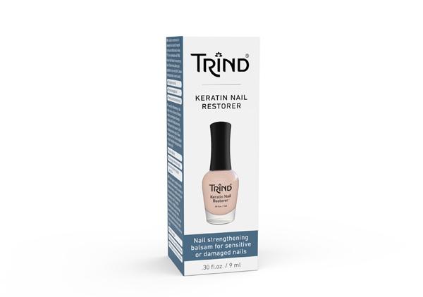 Trind Keratin Nail Restorer Кератиновый восстановитель ногтей