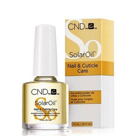 CND  Средство Solar Oil Масло для кутикулы