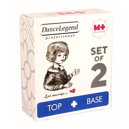 "Набор Dance Legend M+ collection ""Base+Top"", 10 мл"